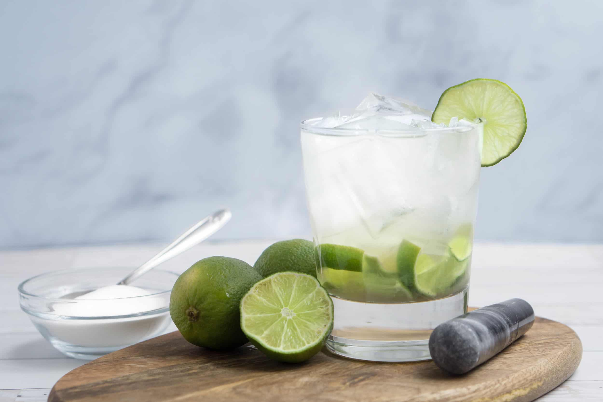 Airton S Best Brazilian Caipirinha Recipe Three Big Bites